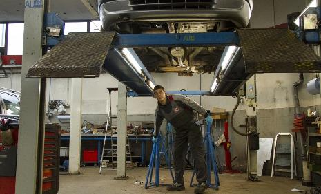 APK onderhoud autoweerd reparatie BOVAG utrecht