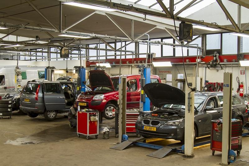 reparatie werkplaats onderhoud apk autoweerd