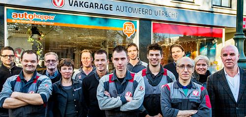team autoweerd vakgarage utrecht APK onderhoud