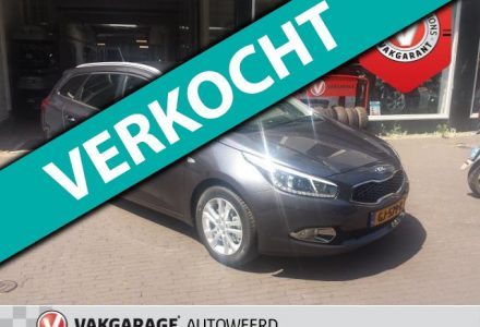 Kia cee'd Sportswagon 1.6 GDI ExecutiveLine