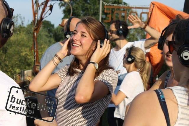 bucketlist festival autoweerd koningsdag silent disco
