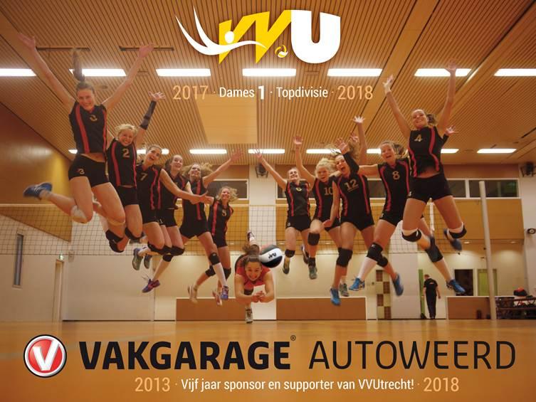 VVU sponsoring sponsor autoweerd 5 jaar vakgarage