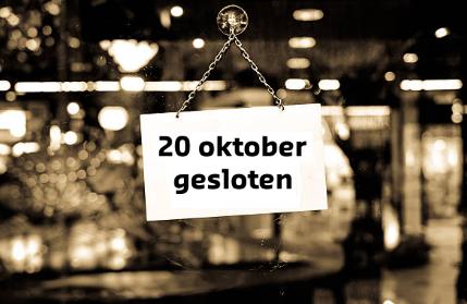 vakgarage autoweerd utrecht 20 oktober gesloten