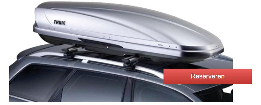 skibox huren topspace autoweerd utrecht dakdragers