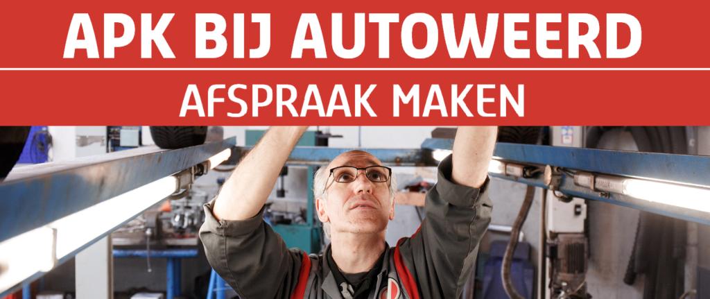 APK keuring bij Vakgarage Autoweerd Utrecht