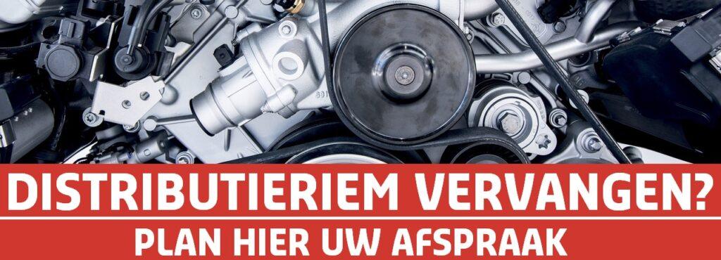 Distributieriem vervangen bij Vakgarage Autoweerd Utrecht