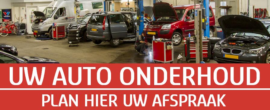 Uw auto onderhoud bij Vakgarage Autoweerd Utrecht