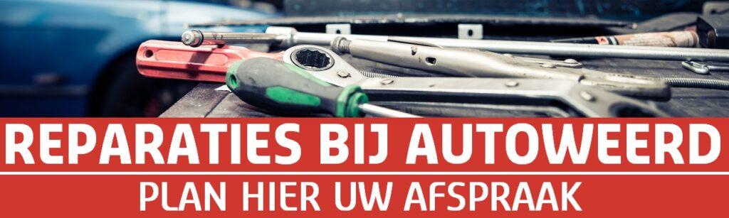 Auto reparatie bij Vakgarage Autoweerd in Utrecht