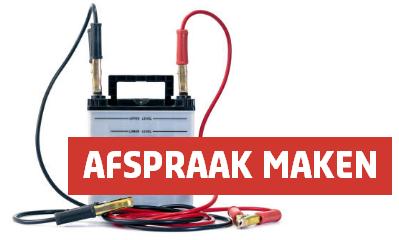 Accu vervangen bij Vakgarage Autoweerd Utrecht