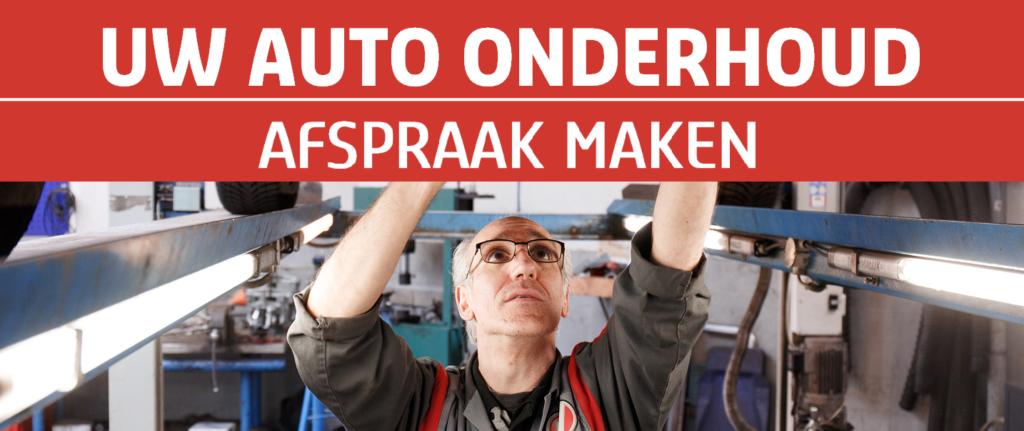 Grote onderhoudsbeurt bij Vakgarage Autoweerd Utrecht