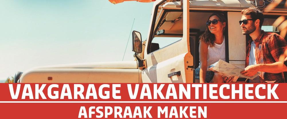 Vakantiecheck auto garage Vakgarage Autoweerd Utrecht