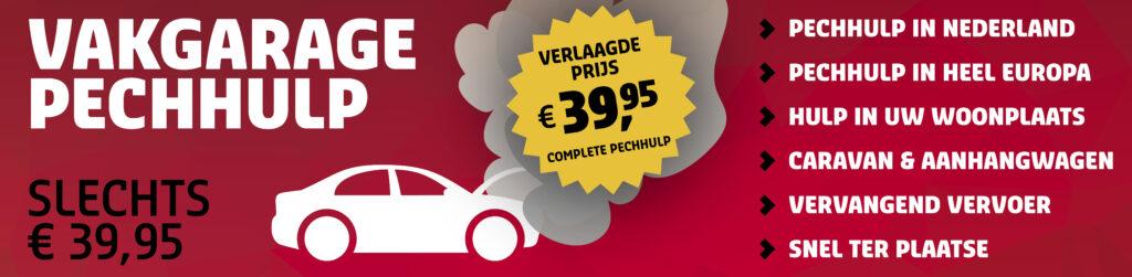 Afspraak Vakgarage Pechhulp bij Autoweerd Utrecht voor slechts 39,95 per jaar