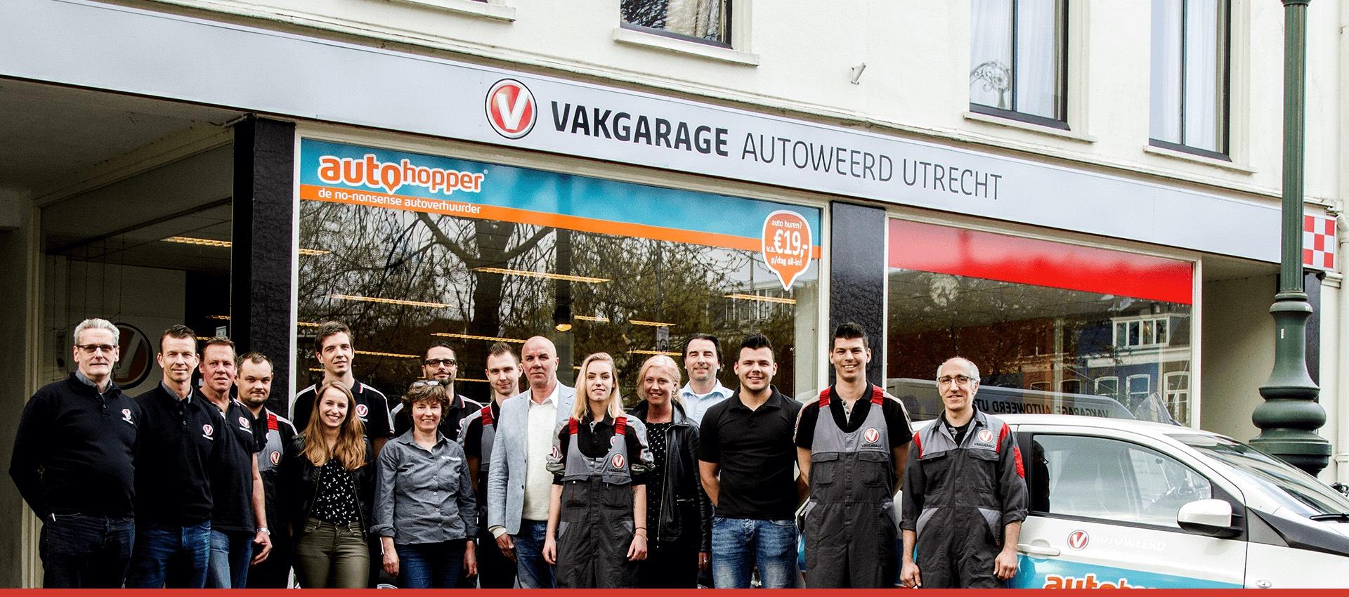 openingstijden autoweerd Vakgarage Utrecht APK onderhoud reparatie