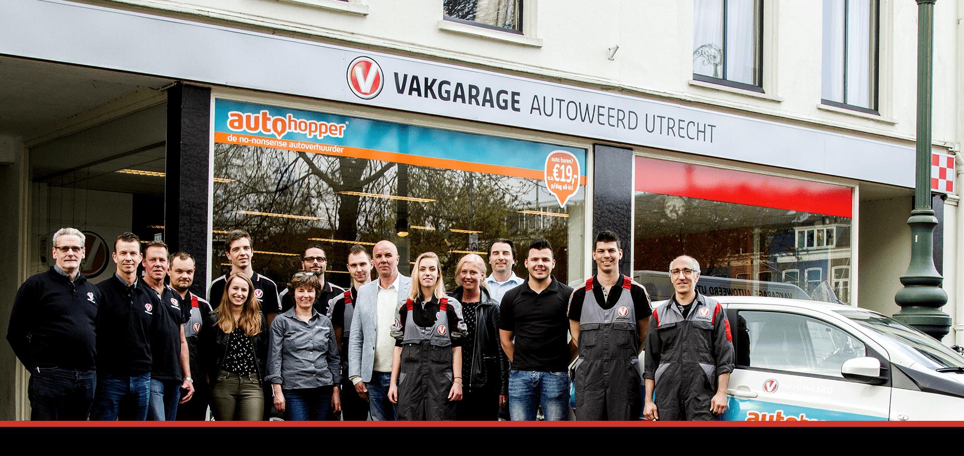 Contact opnemen met team Vakgarage Autoweerd